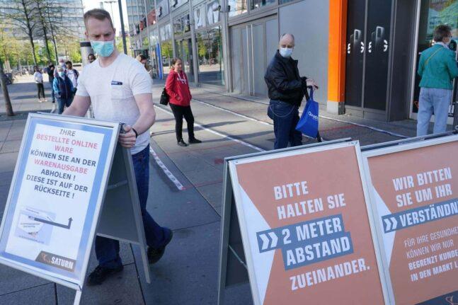 «Ναι» στον τερματισμό της κατάστασης έκτακτης ανάγκης λόγω κορονοϊού λένε οι Γερμανοί