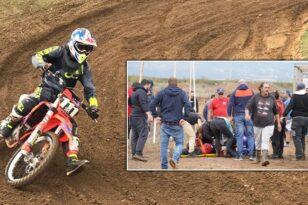 Γιαννιτσά: Κρίσιμες ώρες για τους δύο τραυματίες σε πίστα motocross -Τι λένε οι γονείς τους ΒΙΝΤΕΟ