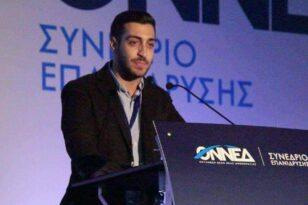 Πάτρα: Γιώργος Γραμματίκας, ο νεότερος υποψήφιος με Κουνάβη