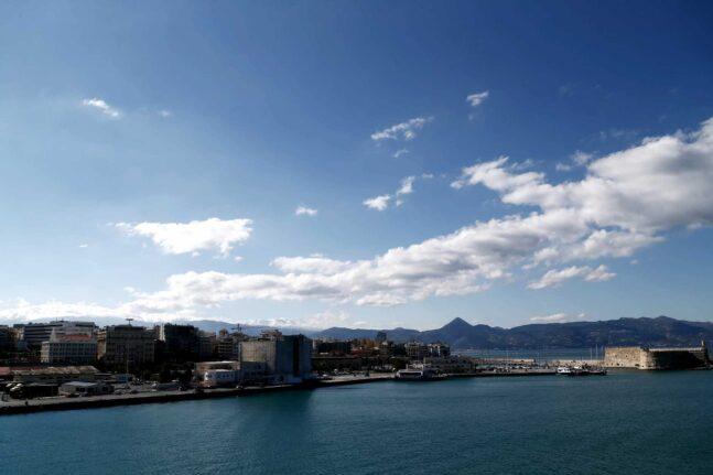 Κρήτη: Αναστάτωση σε κρουαζιερόπλοιο - Μεταφέρθηκαν δύο άτομα στο νοσοκομείο