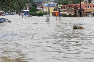 Κέρκυρα: Ο στρατός θα βοηθήσει για τις ζημιές της κακοκαιρίας «Μπάλλος»