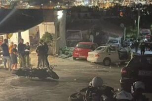 Άγρια καταδίωξη με έναν νεκρό στο Πέραμα – Στο νοσοκομείο τρεις αστυνομικοί - ΒΙΝΤΕΟ