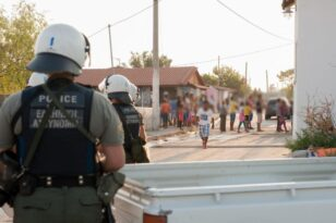 Αίγιο: Μεγάλη αστυνομική επιχείρηση σε καταυλισμούς Ρομά - Συλλήψεις
