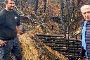 Σ. Κεδίκογλου: Οι μελέτες για τα αντιπλημμυρικά έργα στην Εύβοια θα έχουν ολοκληρωθεί μέχρι τις 30 Οκτωβρίου