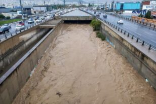 Λέκκας: 30 εκατ. τόνοι νερού έπεσαν στον Κηφισό – Υπάρχει κλιματική κρίση όχι κλιματική αλλαγή