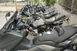 Ούτε μία, ούτε δύο, ούτε τρεις! - Έκλεψε επτά μοτοσυκλέτες σε δύο μήνες!