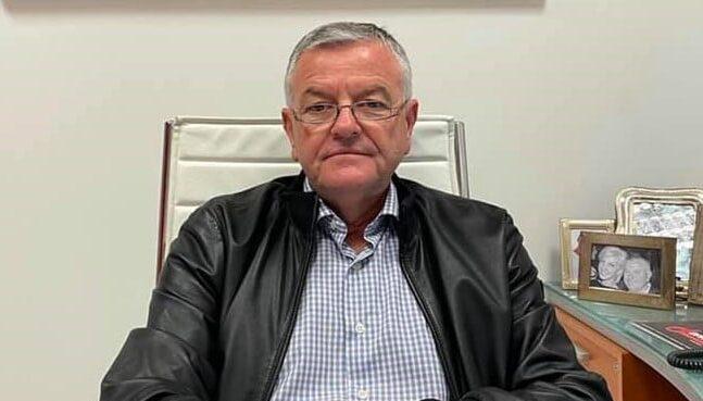 Αντώνης Κουνάβης: «Ευχαριστώ για την εκλογή μου ως νέο πρόεδρο της ΔΕΕΠ Αχαΐας»