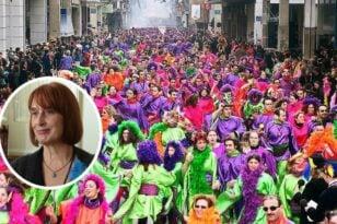Ήρα Κουρή για Πατρινό Καρναβάλι 2022: «Ούτε δεσμεύουμε, ούτε δεσμευόμαστε» - Διαψεύδει φήμες και δημοσιεύματα
