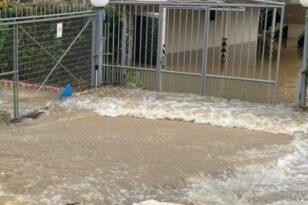 Πλημμυρισμένα σπίτια και προβλήματα από τον «Μπάλλο» στην Ηλεία -Πνίγηκαν ζώα - ΦΩΤΟ - ΝΕΟΤΕΡΑ