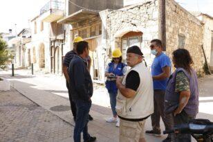 Κρήτη - σεισμός: Έφθασαν οι πρώτοι 34 οικίσκοι για τους σεισμόπληκτους - Συνεχίζονται οι ελέγχοι κτιρίων
