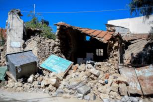 Σεισμός στην Κρήτη - Μάλλον ήταν ο κύριος σεισμός, δεν είμαστε ακόμα βέβαιοι