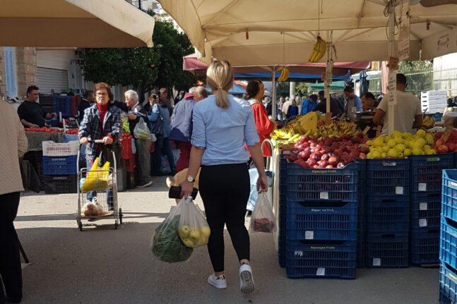 Πάτρα: «Αντάρτικο» στις λαϊκές αγορές για το νέο νομοσχέδιο