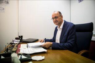 Β. Λιόλιος από την Πάτρα: «Θα πάμε παντού, από ΟΑΚΑ και ΣΕΦ μέχρι το Τοπικό»