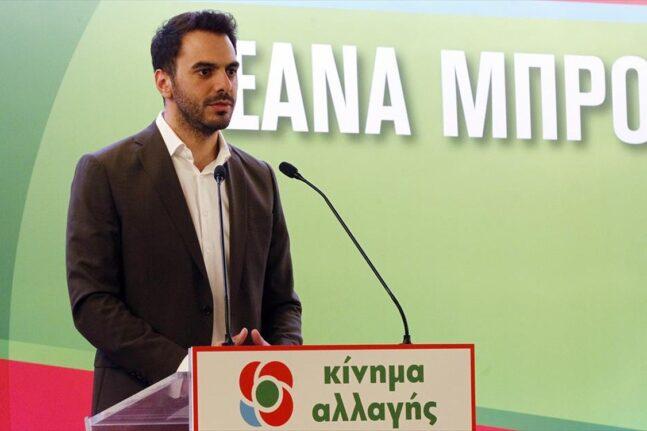 Μανώλης Χριστοδουλάκης: Δεν θα είμαι υποψήφιος για το ΚΙΝΑΛ