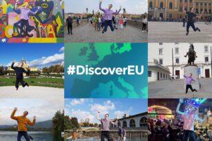 DiscoverEU: Δωρεάν κάρτες μετακινήσεων σε 60.000 νέους - αιτήσεις από σήμερα