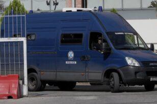 Πάτρα: Προσφεύγουν δικαστικά για τις μεταγωγές οι εξωτερικοί φρουροί