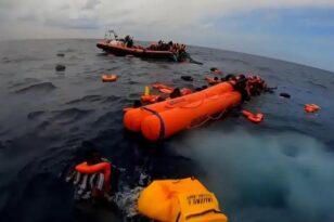 Νεκρό βρέθηκε ένα παιδί πάνω σε πλεούμενο με μετανάστες στα Κανάρια Νησιά