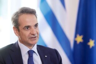 Στις Βρυξέλλες για τη Σύνοδο Κορυφής ο Μητσοτάκης - Τι θα συζητηθεί