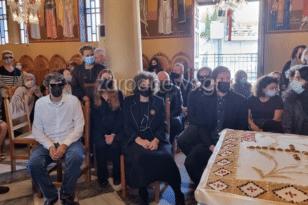 Μίκης Θεοδωράκης: Σαράντα μέρες χωρίς τον σπουδαίο συνθέτη - Ποιοι πήγαν στο μνημόσυνό του