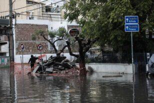 Σε ποιες περιοχές στην Αθήνα έπεσαν μέχρι και 147 τόνοι νερού ανά στρέμμα