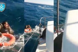 Τραγωδία στη Χίο: Τρία κοριτσάκια και μια γυναίκα πνίγηκαν στο ναυάγιο ΒΙΝΤΕΟ