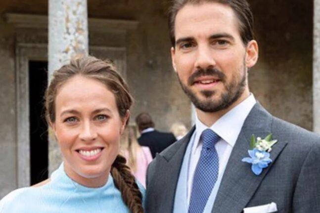 Το Σάββατο ο γάμος Φίλιππου Γλίξμπουργκ - Νίνα Φλορ στην Μητρόπολη Αθηνών