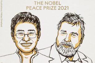 Σε δύο δημοσιογράφους το Νόμπελ Ειρήνης για το 2021