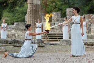 Αναβαθμίζεται η Τελετή Αφή της Ολυμπιακής Φλόγας - Δράσεις από το ΥΠΠΟΑ, την Περιφέρεια Δυτικής Ελλάδας και τον Δήμο Αρχαίας Ολυμπίας