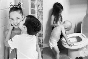 Ξεπέρασε τον καρκίνο ο 6χρονος Μπέκετ που είχε συγκλονίσει με τη φωτογραφία του