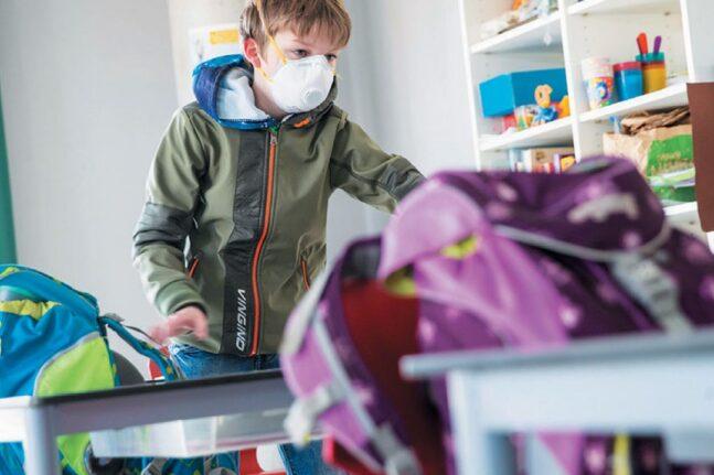 Κορονοϊός: Παιδιά και έφηβοι αποτελούν το 26% των κρουσμάτων