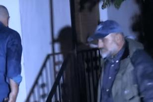 Νίκος Παλαιοκώστας: Έφτασε στο πατρικό του στα Τρίκαλα μετά την αποφυλάκιση - ΒΙΝΤΕΟ