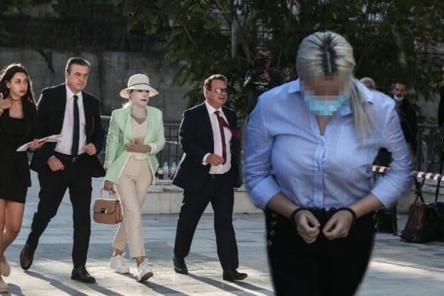 Επίθεση με βιτριόλι στην Ιωάννα Παλιοσπύρου: Αύριο η πρόταση του εισαγγελέα