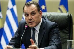 Παναγιωτόπουλος: Δεν μας αφορά ο εκνευρισμός της Άγκυρας για την αγορά των φρεγατών Belharra