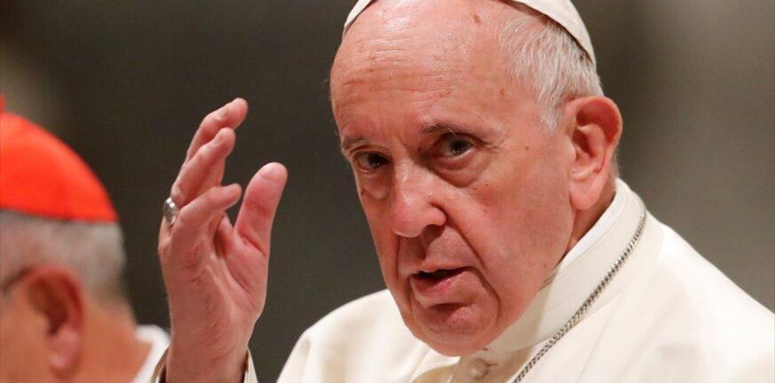 Επίσκεψη Πάπα Φραγκίσκου στη Μυτιλήνη τέλη Νοεμβρίου
