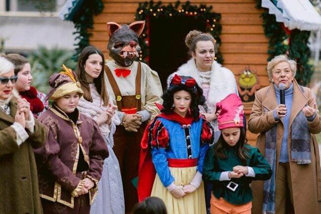 Πάρκο Χριστουγέννων - Αίγιο: Ανοίγει τις πύλες του στις 10 Δεκεμβρίου