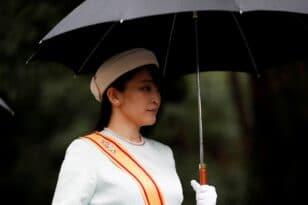 Η πριγκίπισσα Μάκο παντρεύτηκε στην Ιαπωνία «κοινό θνητό»-Όμως απώλεσε τον βασιλικό τίτλο της