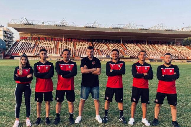 Σχολή ποδοσφαίρου Παναχαϊκής: Εμπειρία και τεχνογνωσία