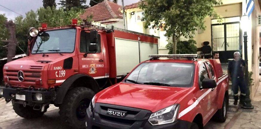 Χαλανδρίτσα: Κίνδυνος διασποράς κορονοϊού στο Πυροσβεστικό Κλιμάκιο - 29 Πυροσβέστες σε 48 τετραγωνικά!