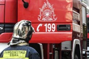 Κακοκαιρία «Μπάλλος»: Σε 1.164 ανέρχονται οι κλήσεις που έχει δεχτεί η πυροσβεστική λόγω κακοκαιρίας