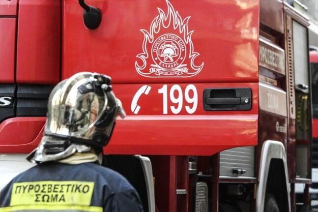 «Μπάλλος»: Συναγερμός για εγκλωβισμένο άτομο σε αυτοκίνητο στο Πικέρμι