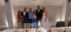 Παντρεύτηκε ο Παναγιώτης Σκόνδρας - Φωτογραφίες