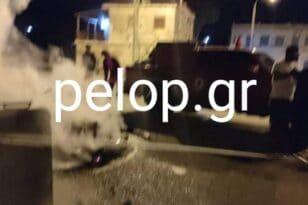 Άνοιξε η Εθνική Οδός Πατρών-Πύργου - Κλιμακώνουν τις αντιδράσεις τους οι Ρομά ΝΕΟΤΕΡΑ - ΦΩΤΟ - ΒΙΝΤΕΟ