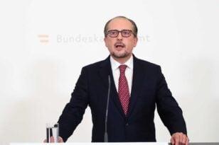 Αυστρία: Νέος καγκελάριος ο Αλεξάντερ Σάλενμπεργκ