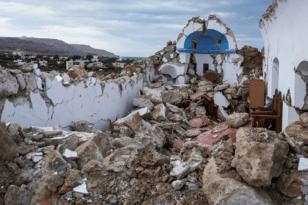 Συνεχίζονται οι σεισμοί στην Κρήτη: Δυο νέες δονήσεις 4,1 και 3,5 Ρίχτερ