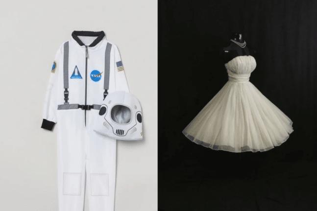 Από... νυφικά μέχρι στολή αστροναύτη έστειλαν για βοήθεια στους σεισμόπληκτους της Κρήτης