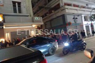 Βόλος: Συλλήψεις, πρόστιμα και «λουκέτο» σε εγκαίνια καφέ με τον Snik
