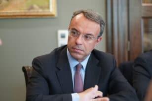 Σταϊκούρας: Συνεργασία με ΟΟΣΑ και ΕΕ για την ενσωμάτωση της κλιματικής διάστασης στον κρατικό προϋπολογισμό