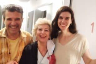 Η Μαριάννα Σταματιάδου για την παράσταση «Έρως, Μονόπτερος, ο Πλάνης»