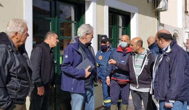 Στυλιανίδης: Ο δήμαρχος Ιθάκης με την απόφασή του κατά τη διάρκεια του «Μπάλλου» έσωσε ζωές