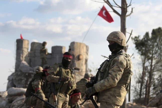 Τουρκία: Παράταση για δύο χρόνια των επιχειρήσεων του τουρκικού στρατού σε Συρία και Ιράκ